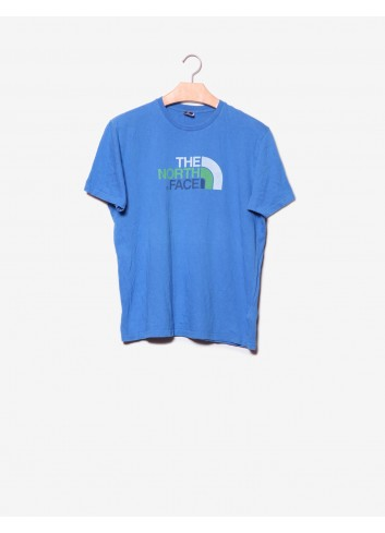 T-shirt maxi logo-The North Face-frontale.jpg