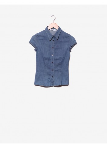 Camicia jeans-Moschino-frontale.jpg
