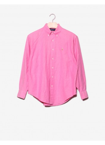 Camicia the big oxford-Ralph Lauren-frontale.jpg