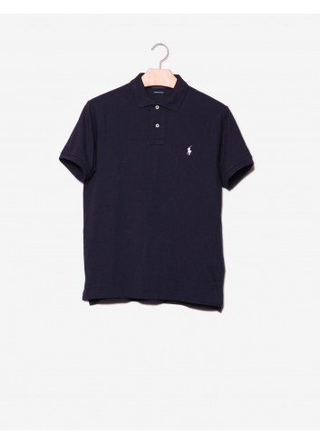 Polo custom fit slim-Ralph Lauren-frontale.jpg