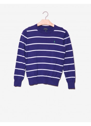 Maglioncino a righe-Ralph Lauren-frontale.jpg