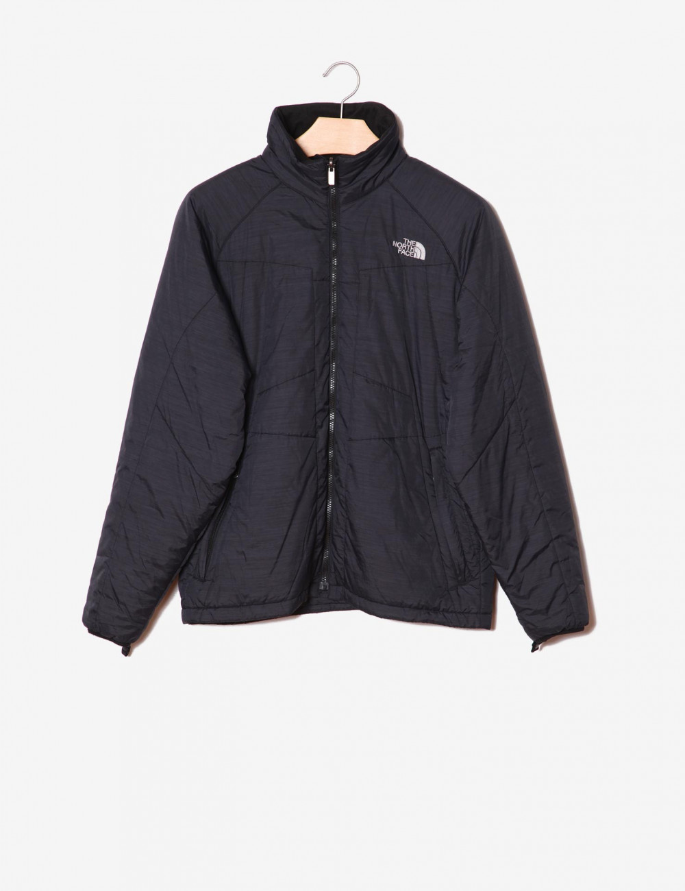 Giacca vento con logo-The north face-frontale.jpg