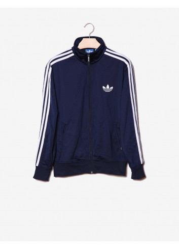 Giacca tuta basic con bande laterali-Adidas-frontale.jpg