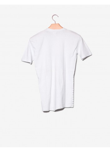 T-shirt a righe con logo-Ellesse-retro.jpg