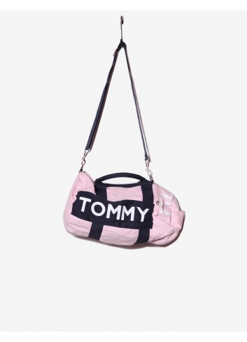 Borsa sportiva cilindrica-Tommy Hilfiger-frontale.jpg