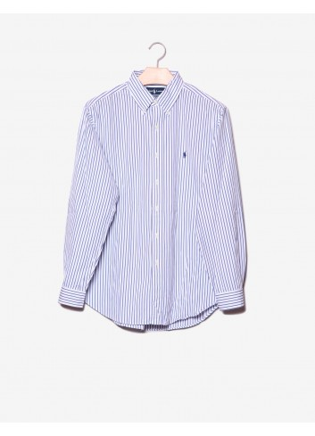 Camicia Classic Fit a righe-Ralph Lauren-frontale.jpg