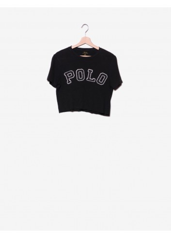 Crop Top Custom Fit-Ralph Lauren-frontale.jpg