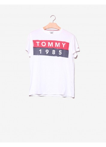 T-shirt maxi stampa-Tommy hilfiger-frontale.jpg